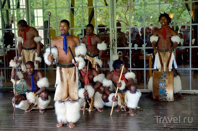 Южноафриканское сафари. Песни и пляски Свазиленда / Свазиленд