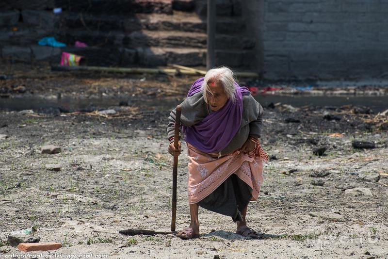 Пашупатинатх - невыносимая лёгкость бытия / Фото из Непала
