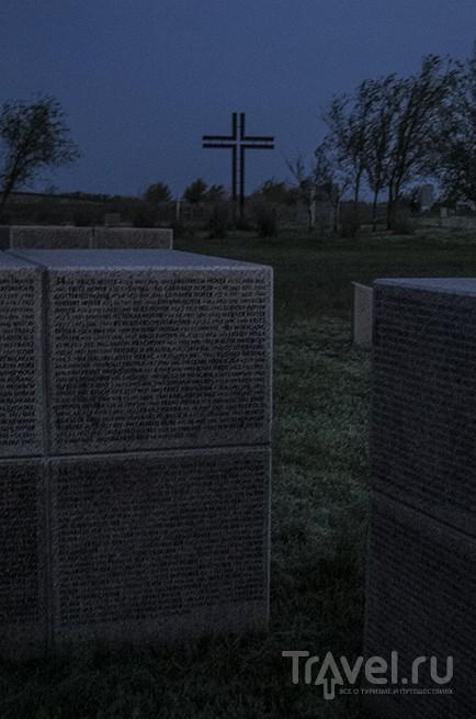"""Немецкое военное кладбище """"Россошки"""" / Россия"""