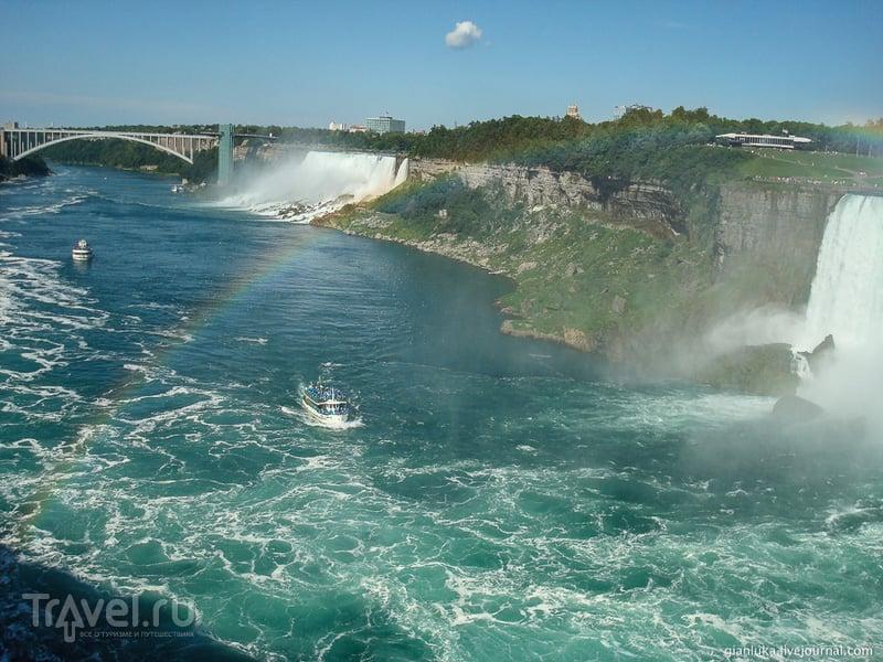 Ниагарский водопад, Канадская сторона / Фото из Канады
