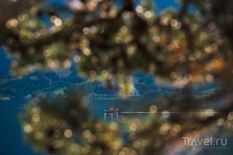 Из Оркскога в Лингмо / Фото из Норвегии