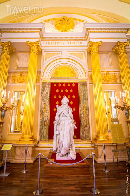 В Царицынском Дворце / Россия