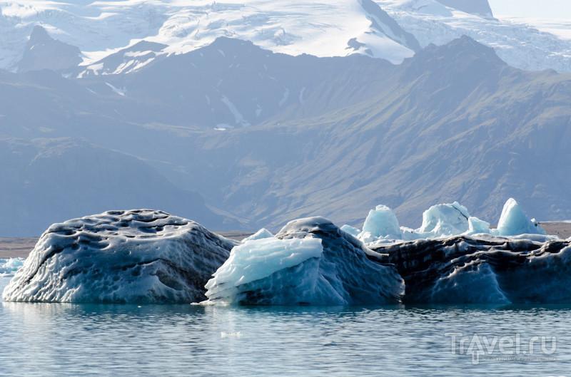 Iceland. Много льда и снега / Исландия