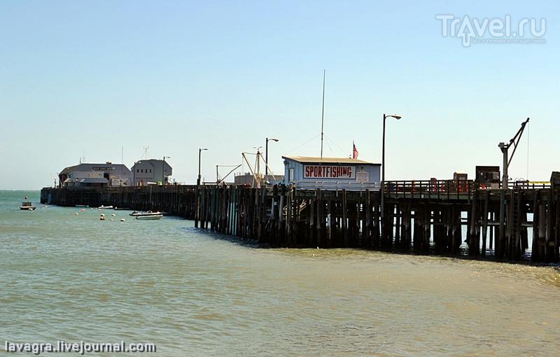 Последний пирс Калифорнии / Фото из США