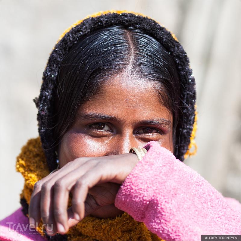 Люди дороги... / Индия