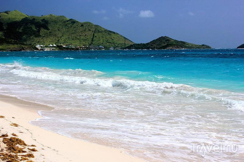 Карибы, остров Святого Мартина