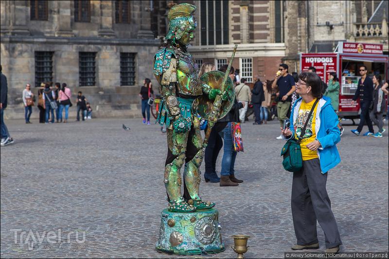 """""""Плохой"""" Амстердам / Нидерланды"""