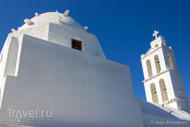 Иос, Киклады: идеальный несезон / Фото из Греции