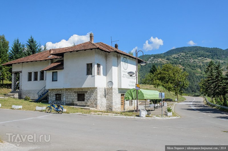 Сербский экспромт - Студеница / Фото из Сербии