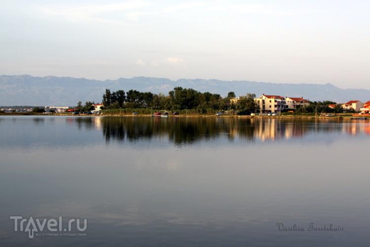 Город Нин в Хорватии / Хорватия
