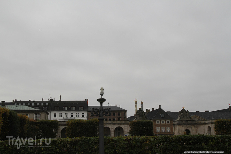 Замок Кристиансборг / Дания