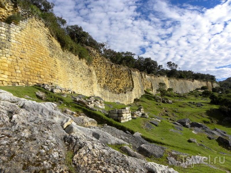 Un gran viaje a América del Sur. Перу. Амазонас. Дорога в Куелап / Фото из Перу
