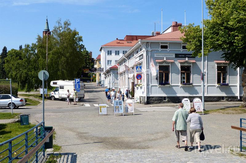 Савонлинна / Фото из Финляндии