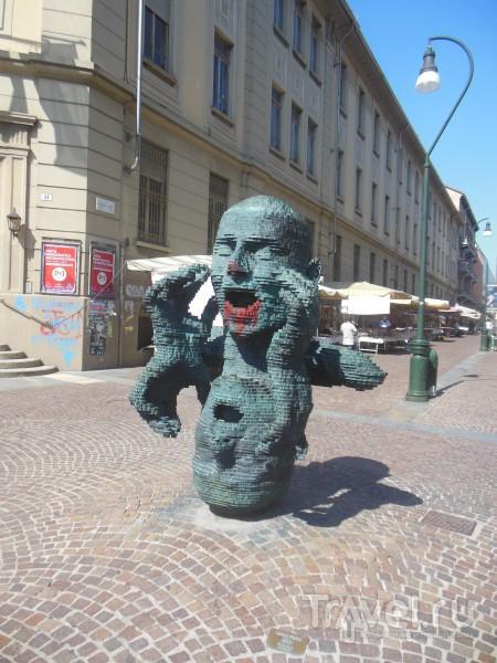 Турин - суровый итальянский город / Италия