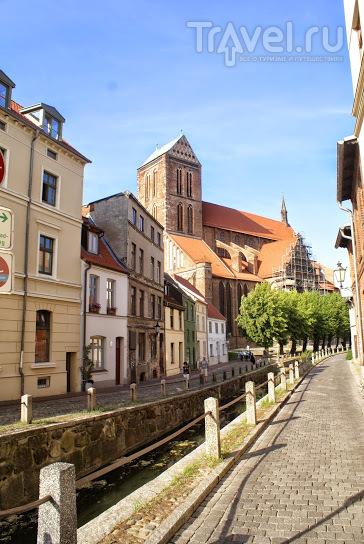 Висмар. Германия / Германия