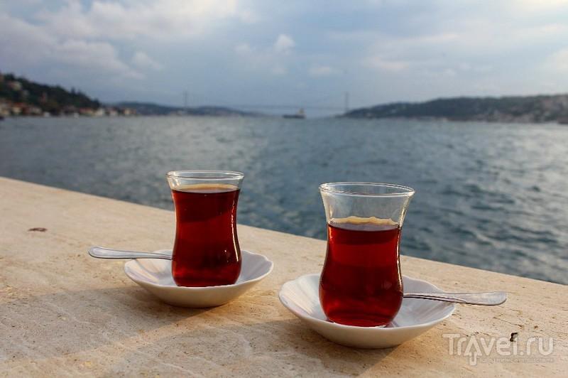 Осенний вечер в Стамбуле / Турция