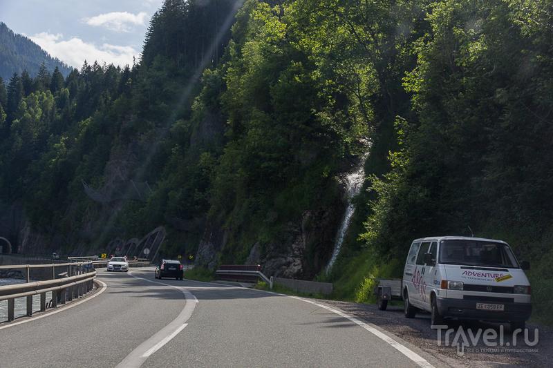 Высокогорная дорога Гроссглокнер (Großglockner-Hochalpenstraße) / Австрия