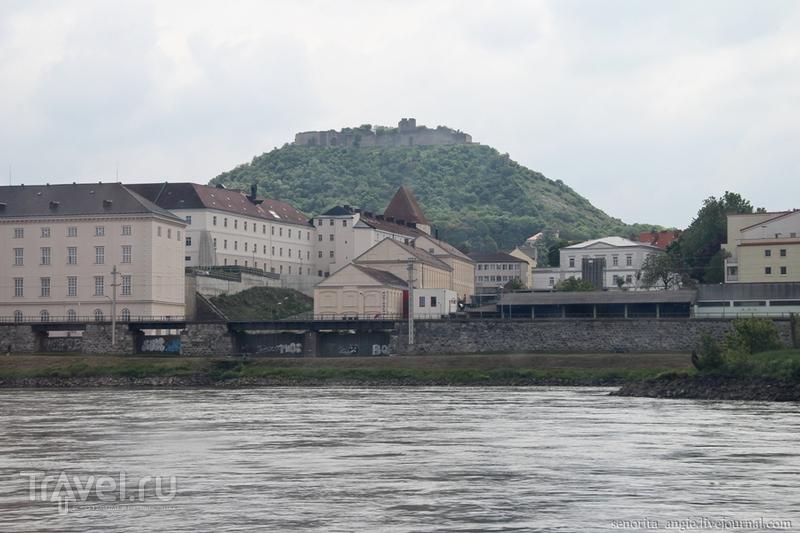 Из Вены в Братиславу на теплоходе / Словакия