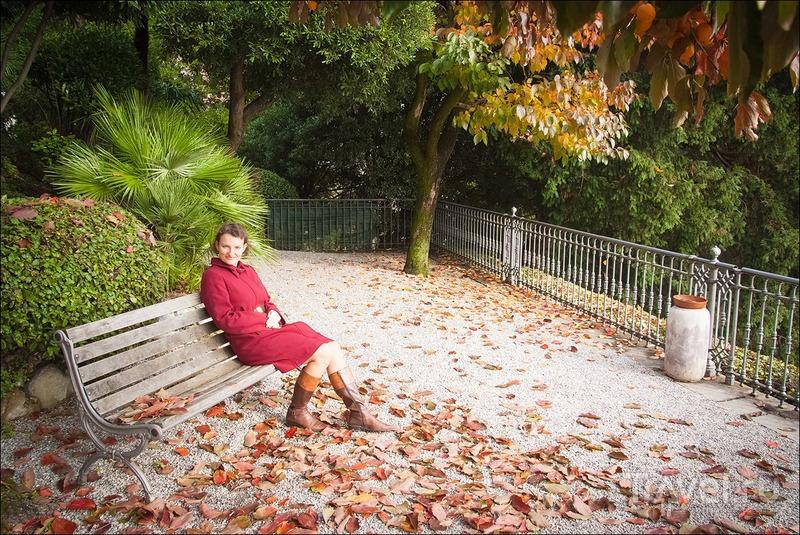 Осенний Комо: Варенна / Фото из Италии