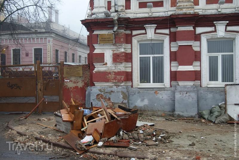 Курск. Январь 2014 / Фото из России