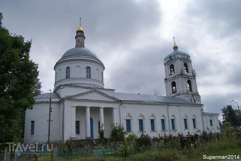 Село Красное / Фото из России