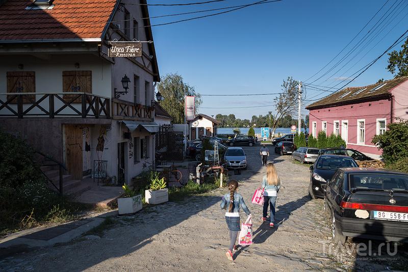 Белград: районы Земун, Нови Београд и немного центра / Фото из Сербии