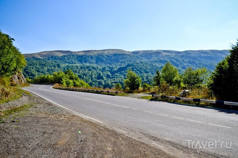 По дороге в Ереван / Фото из России