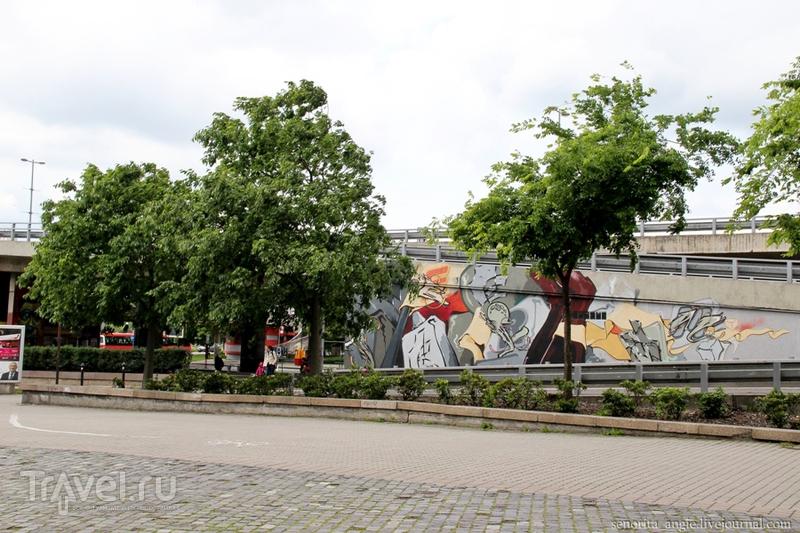 Первые впечатления от Братиславы / Словакия