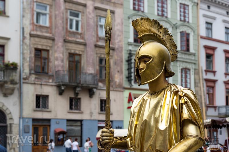 Львов. Площадь Рынок / Украина