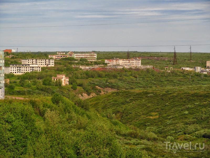 Воркута! Край света, шахтёрский край / Россия