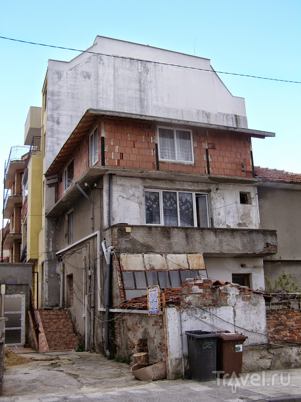 Болгария. Новый Несебр / Болгария