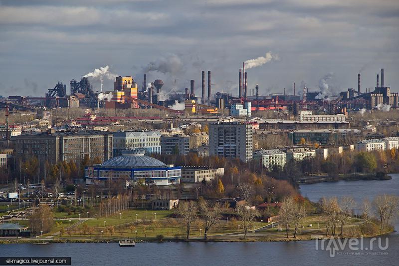 Нижний Тагил - промышленное сердце Урала / Россия