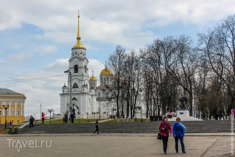 От Золотых Ворот до Владимирского централа / Фото из России