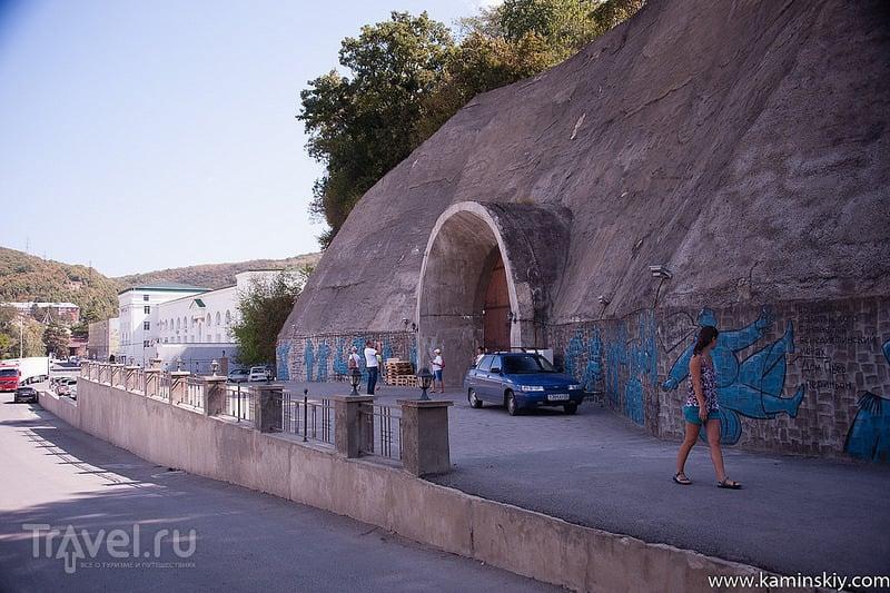 На машине в Анапу. Абрау-Дюрсо / Россия