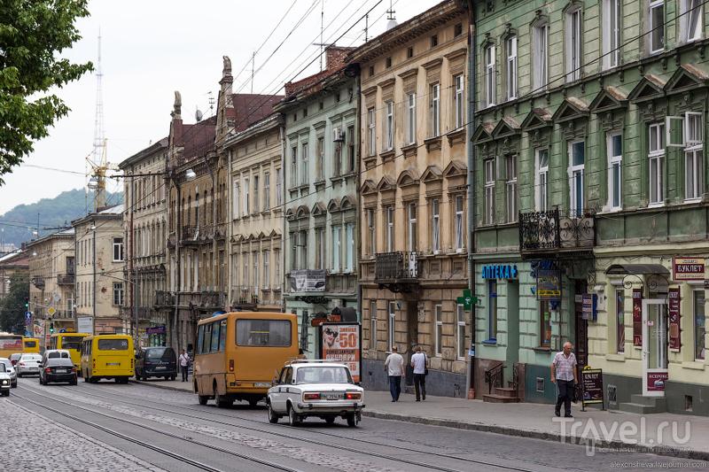 Львов. Прогулка по городу / Украина