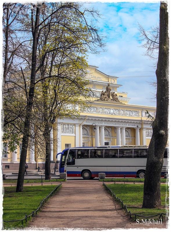 Площадь искусств / Россия