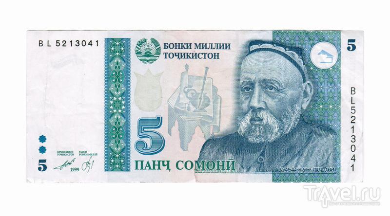 Таджикистан / Таджикистан
