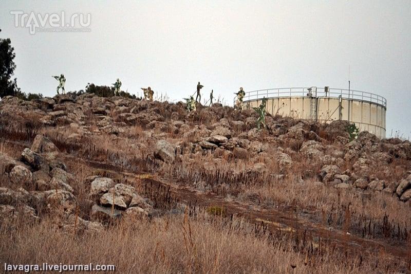 Голанские высоты - земля, рожденная для войны / Израиль