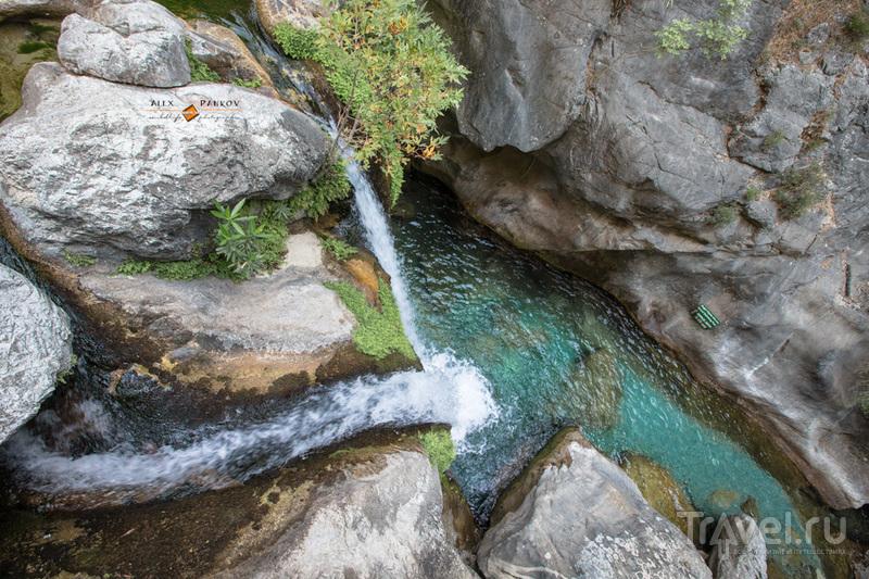 Турция. Водопад Сападере / Турция