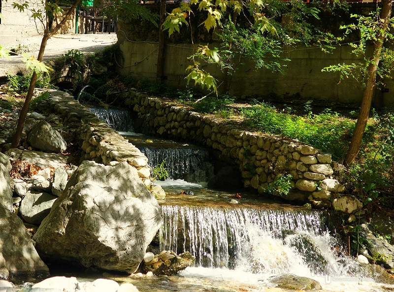 На реке Термопотамос / Греция