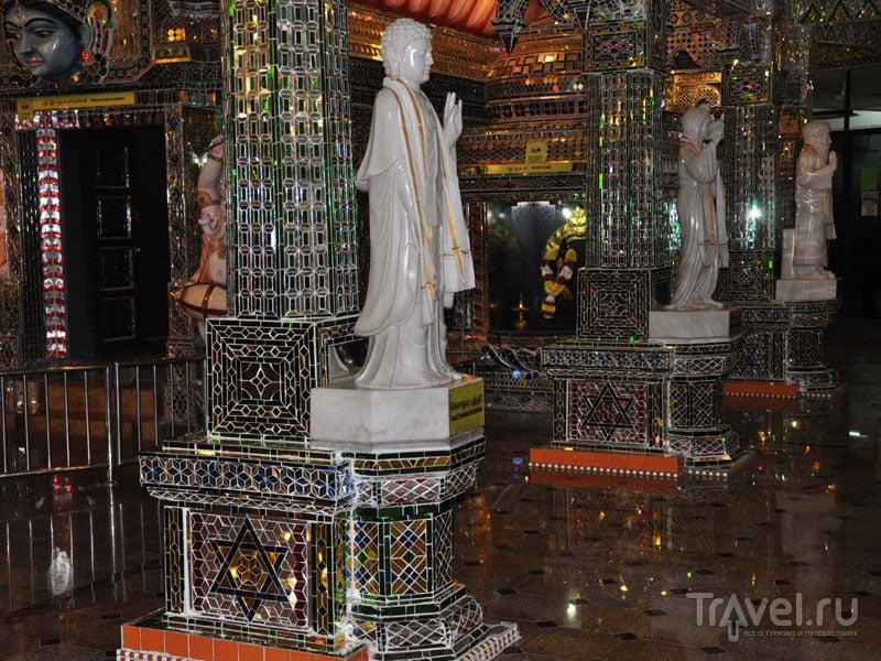 Храм вошел в Книгу рекордов Малайзии / Малайзия
