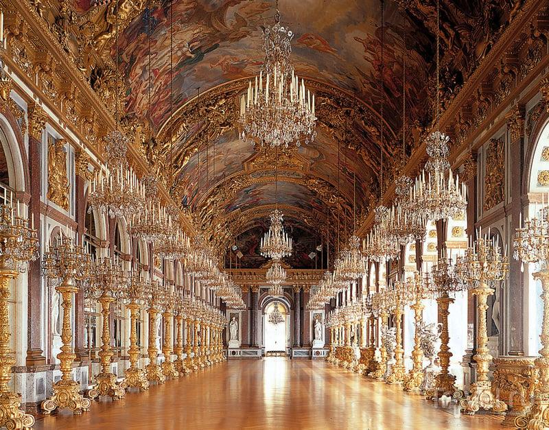 "Бавария. Замки ""сказочного"" короля. Херренкимзее (Schloss Herrenchiemsee) / Германия"