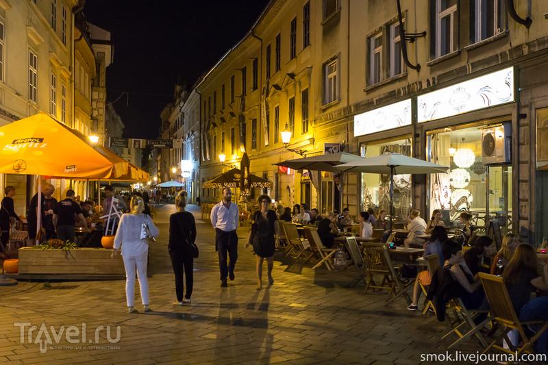 Один вечер в Братиславе / Словакия