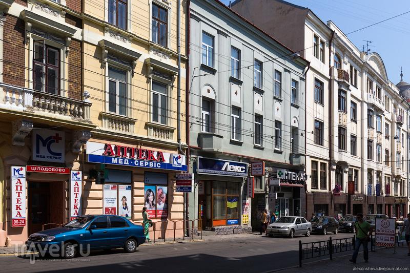 Черновцы. Прогулка по городу / Фото с Украины