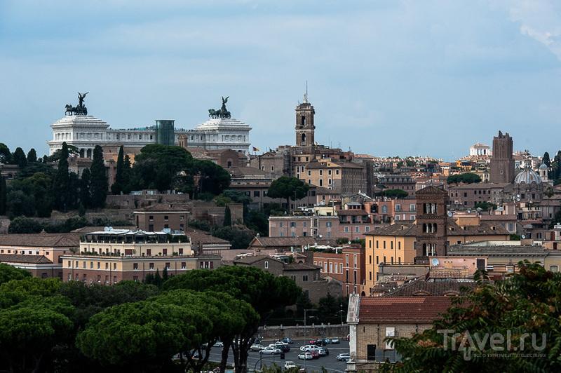 Рим с точки зрения человека, мечтающего потрепаться ни о чем / Италия