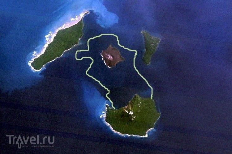 Вулкан Кракатау / Индонезия
