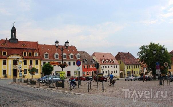Непопсовая Германия, велопоход Риза-Магдебург / Германия