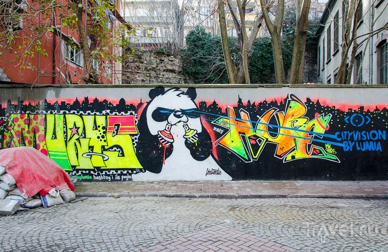 Мир в деталях: искусство на улицах / Испания