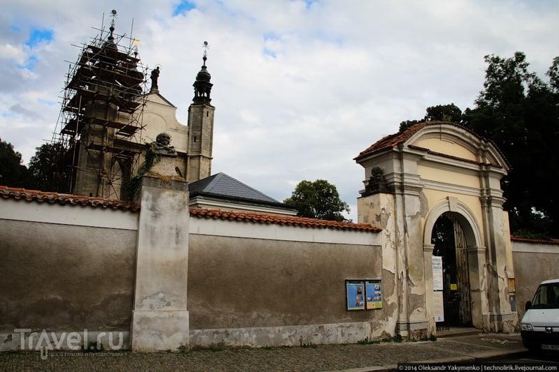 Костехранилище в Седлеце / Чехия