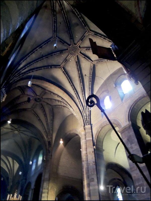 Маастрихт. Базилика Девы Марии / Нидерланды